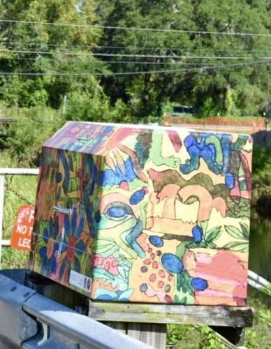 "Local Artists Showcased Through ""Art Of The Box"" Pilot Program"