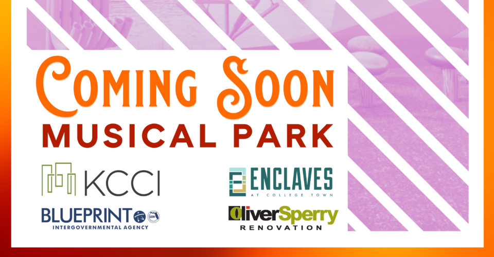 Musical Park Coming Soon